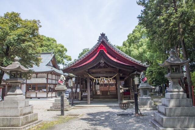 愛知県清須市にある日吉神社
