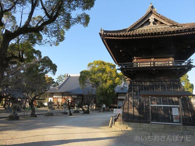 愛知県岡崎市の大樹寺