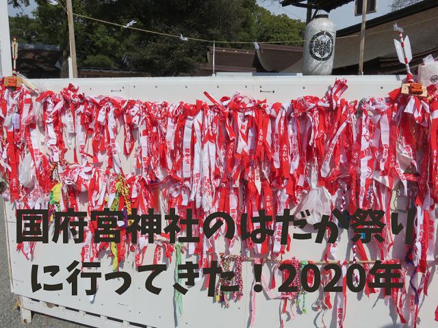 稲沢市国府宮神社のなおい紐
