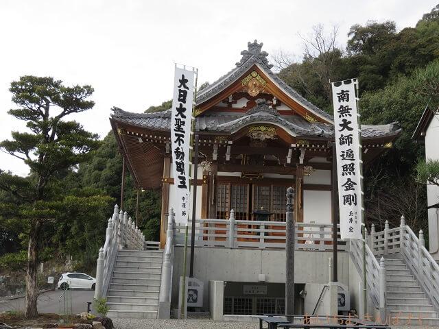 岐阜善光寺の弘法堂