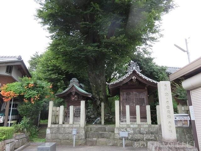 岐阜県関ヶ原市の合戦の西首塚