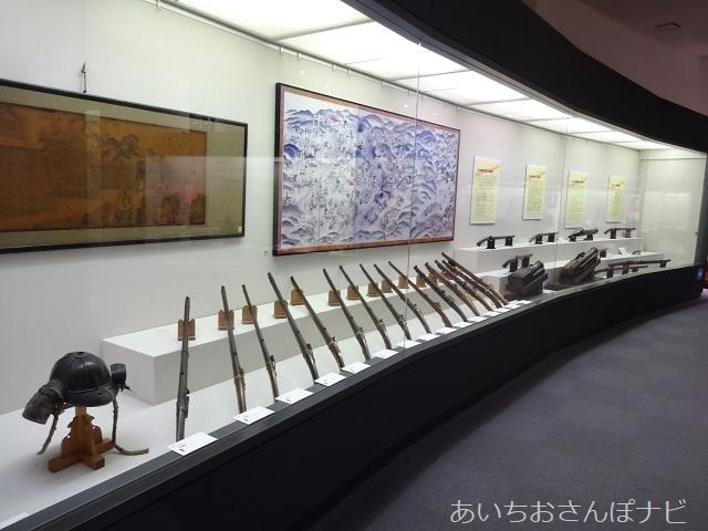 愛知県新城市の設楽原歴史博物館の中