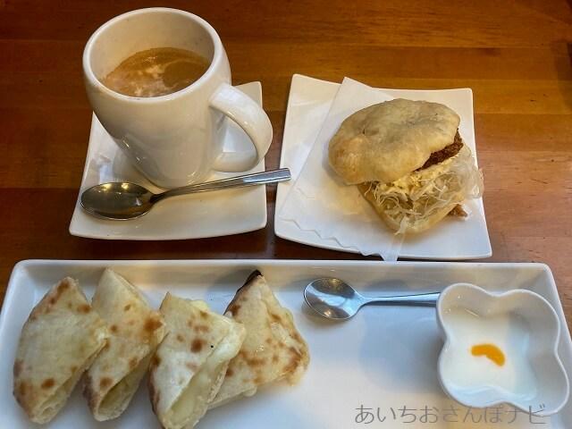 稲沢市スマイルカフェのモーニング