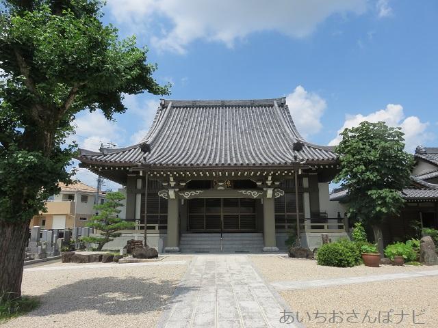 愛知県長久手市の教圓寺