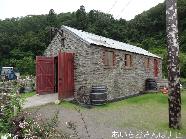 ローザンベリー多和田のひつじのショーンたちの小屋