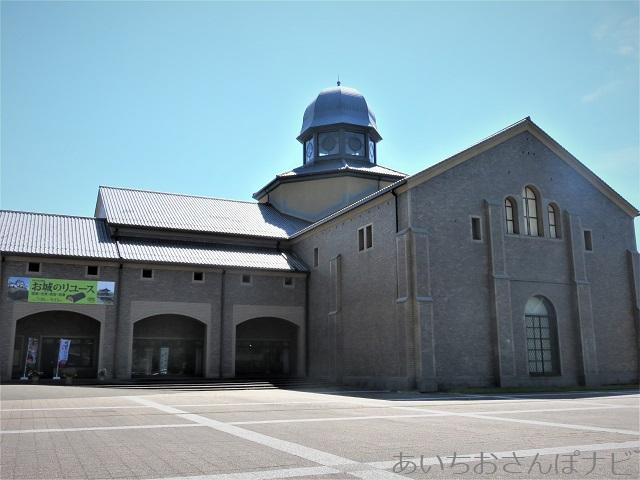 滋賀県近江八幡市の安土城考古学博物館