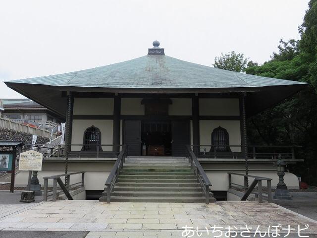 犬山成田山の大師堂(弘法堂)
