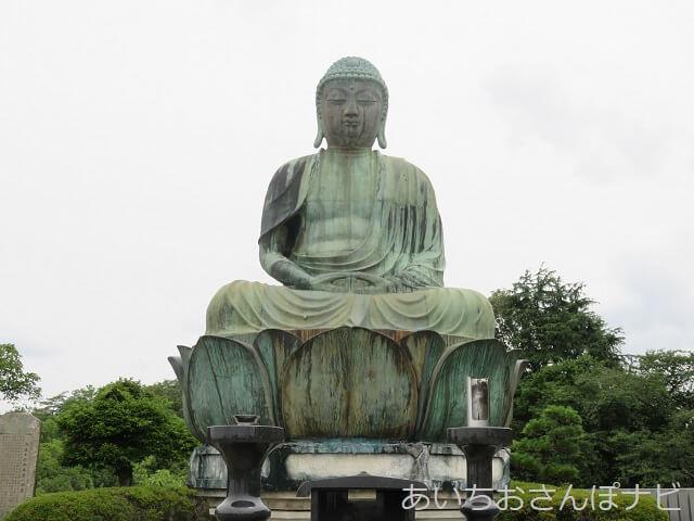 犬山成田山の新生大仏
